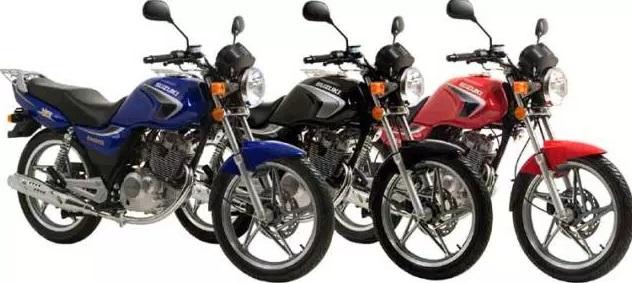 Harga Suzuki Thunder 125 dan Spesifikasi