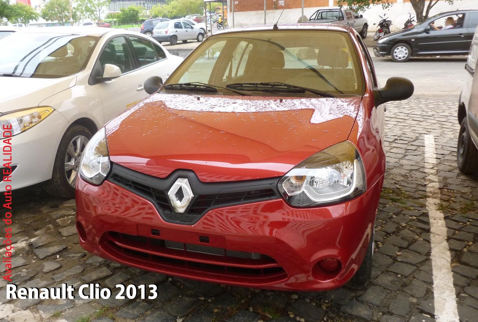 Impressões Renault Clio 2013