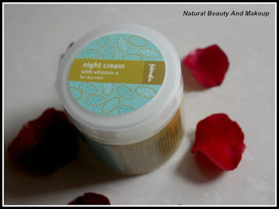 Fab India Vitamin E Night Cream