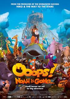 Ooops Noah Is Gone 2015 Dual Audio 720p BluRay