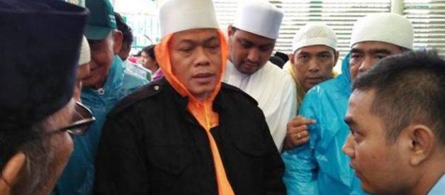Sakit Dalam Tahanan Mako Brimob, Ustad Al Khaththath Dirawat di RS Bhayangkara