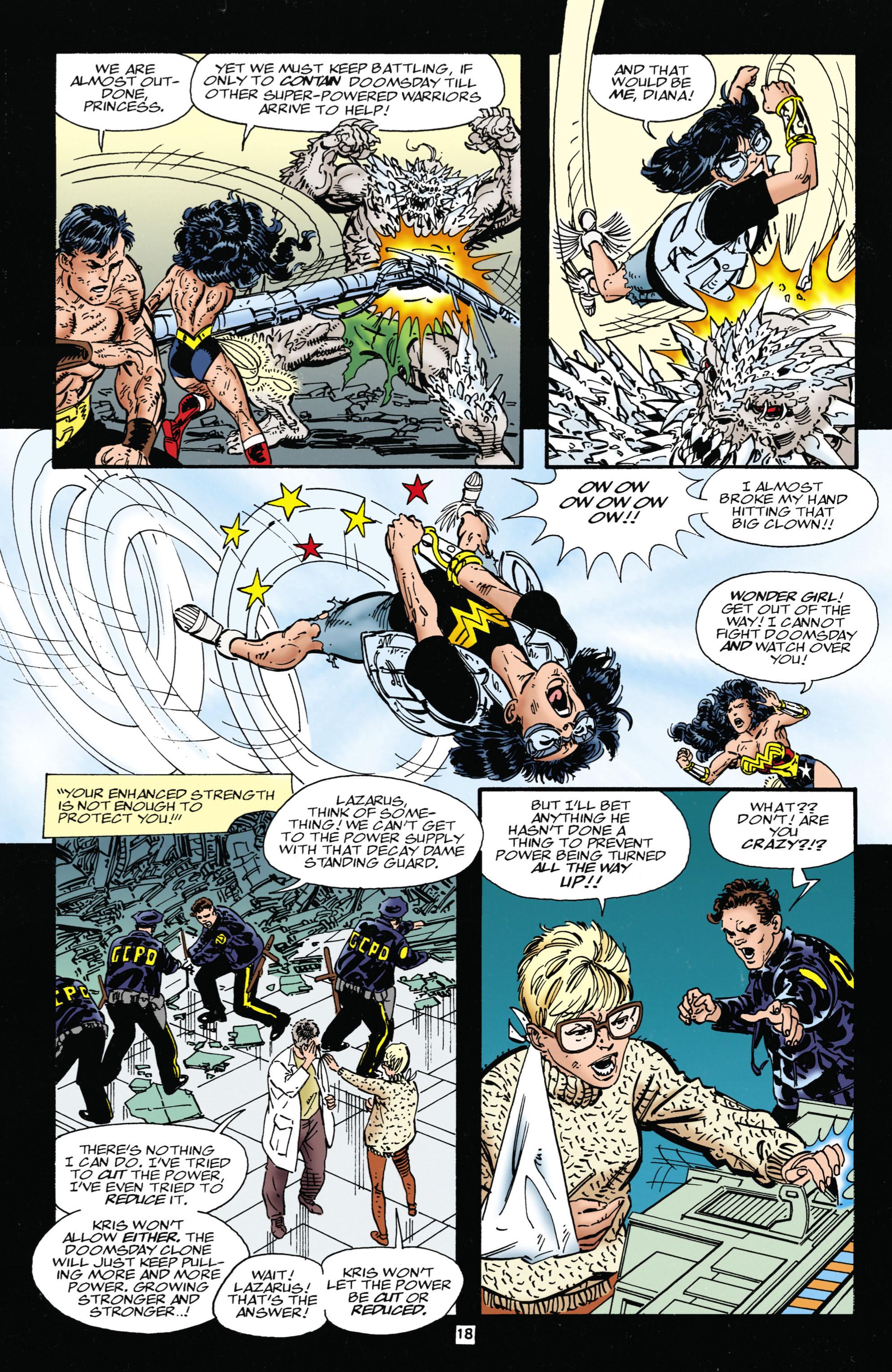 Read online Wonder Woman (1987) comic -  Issue #112 - 18