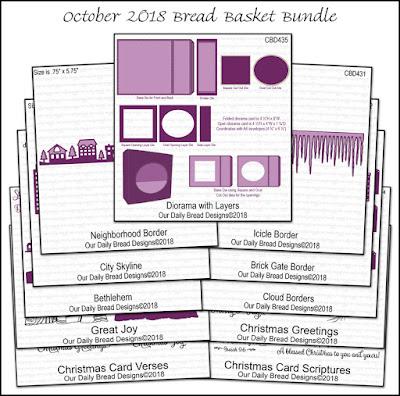 October 2018 Bread Basket Bundle