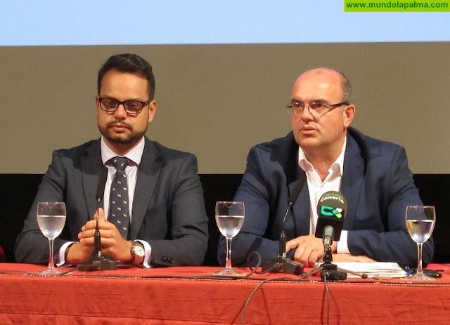 El Cabildo licita obras de urbanización en las Zonas Comerciales Abiertas de Santa Cruz de La Palma y de El Paso con cargo al Fdcan