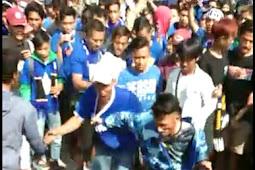 Kronologis Pengeroyokan Suporter Persija Jakarta Hingga Tewas