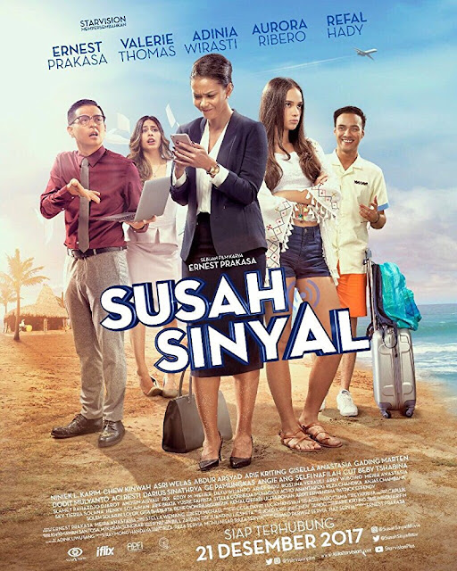 Susah Sinyal (2017) WEB-DL