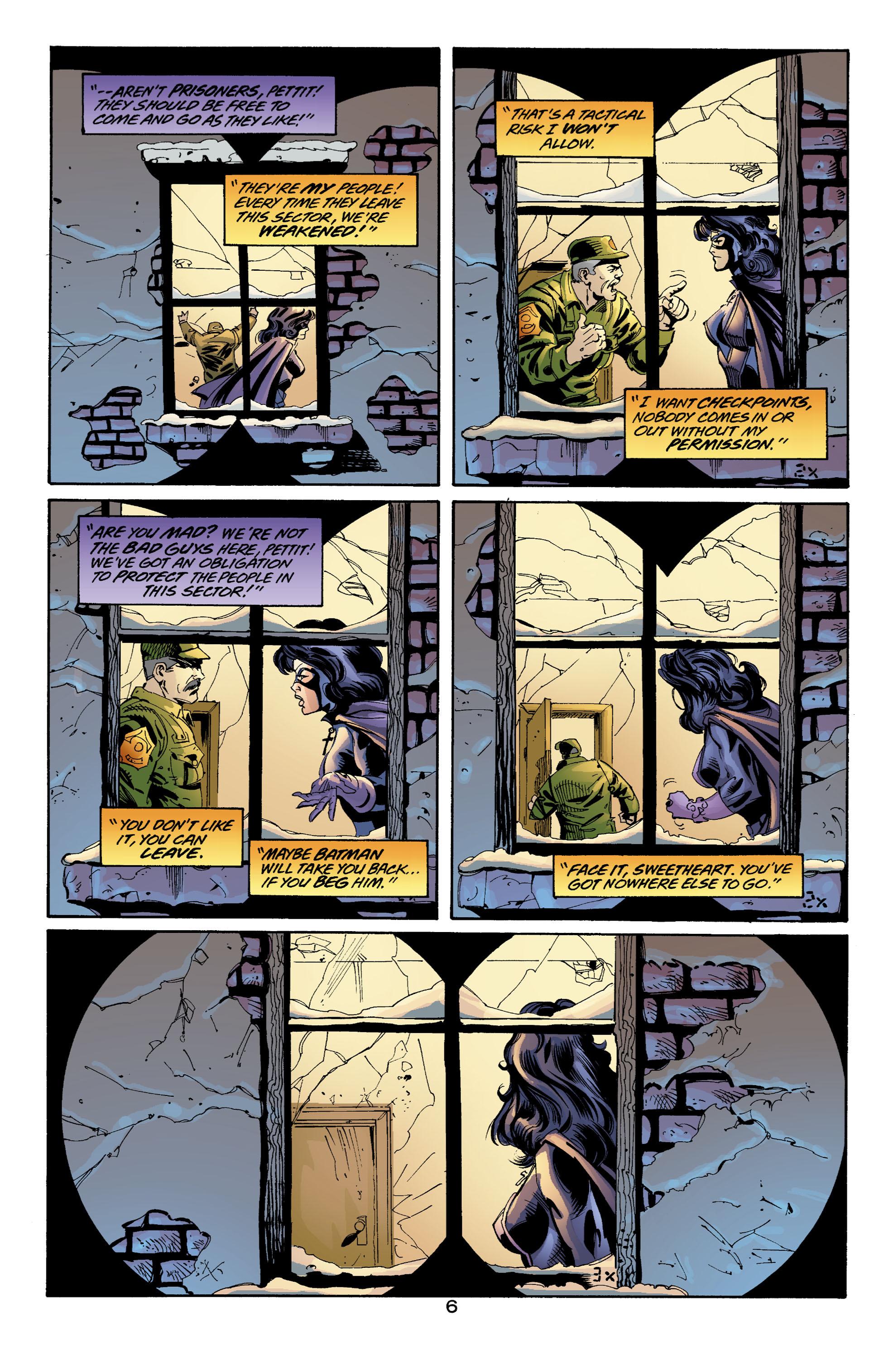 Detective Comics (1937) 740 Page 6