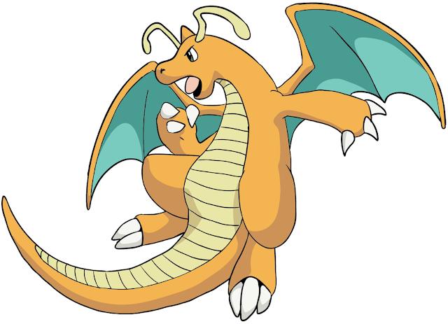Dragonite: 3% base-capture rate