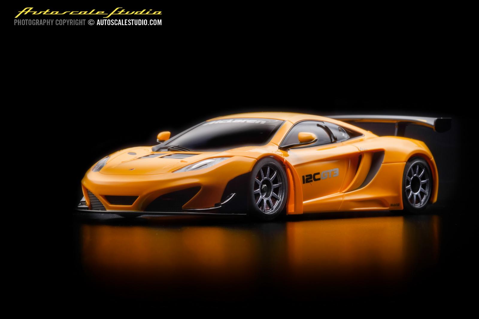 mzp226or mclaren 12c gt3 2013 orange | autoscale studio オート
