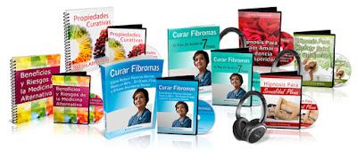 increible oferta de curar fibromas