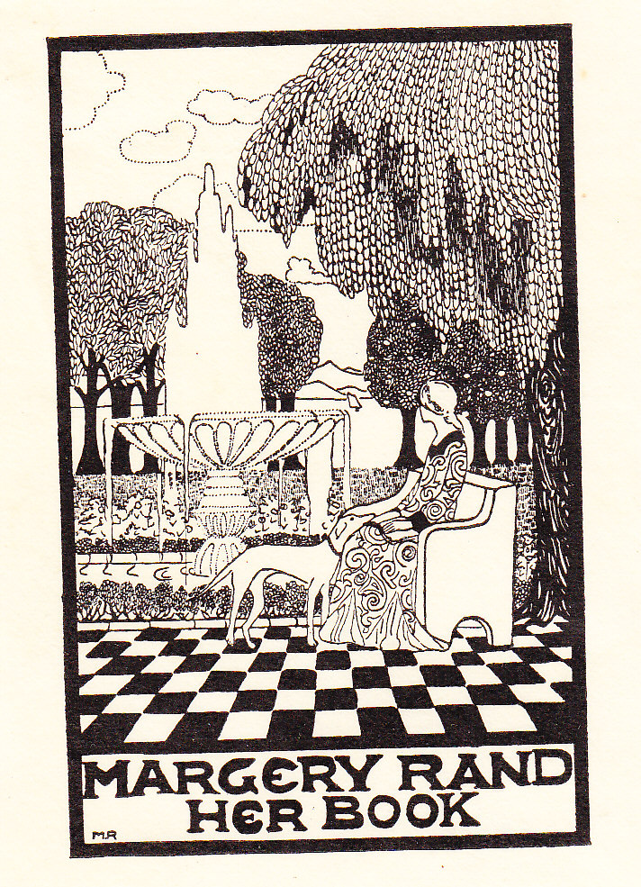 Confessions of a Bookplate Junkie: The Bookplates of ...