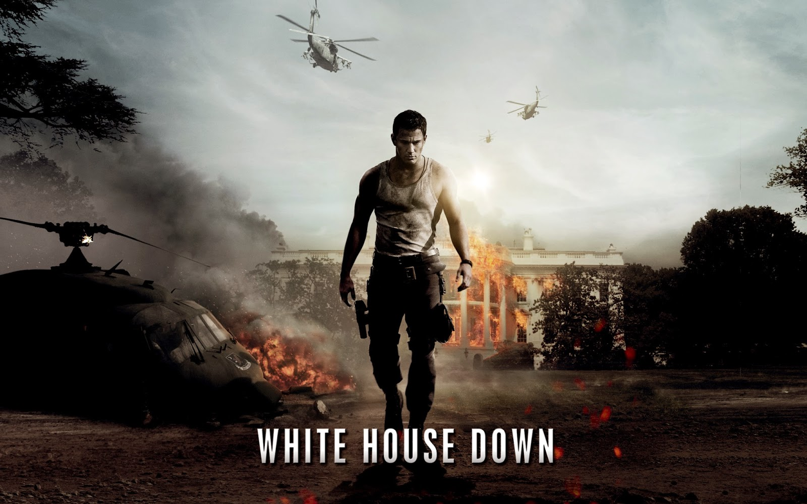 White House Down- Best Action Movies 2015 Full Movie English
