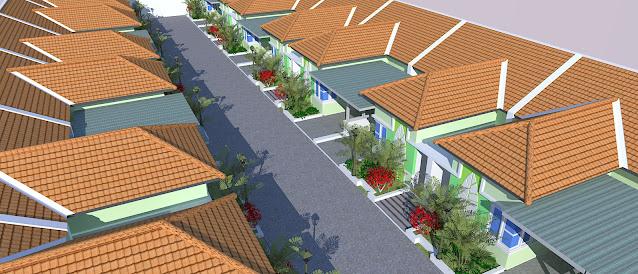 3D Townhouse