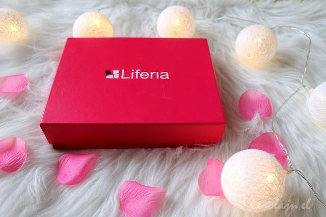 Liferia beauty box - kosmetyki z różnych stron świata