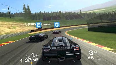 MOD Real Racing 3 Unlimited Money untuk semua versi GPU versi Terbaru 2018