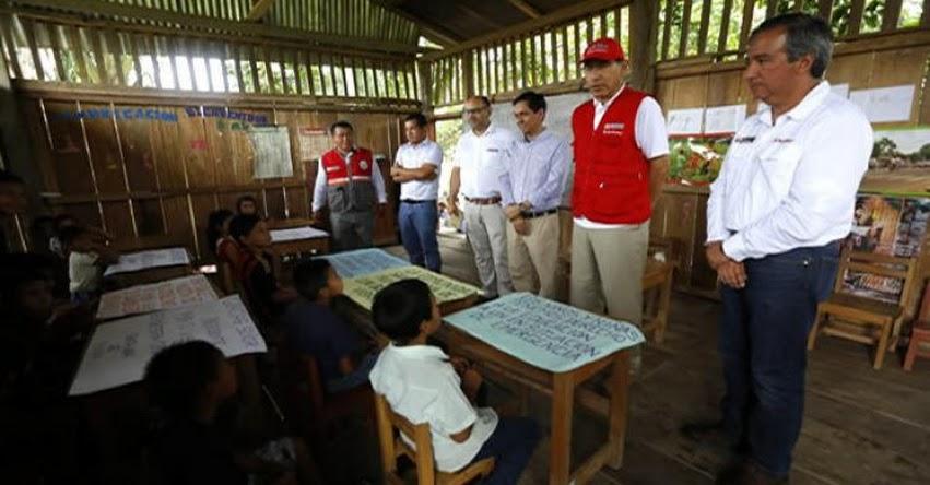 MINEDU: Colegio de Maynas en Loreto, afectado por inundaciones tendrá nuevo local - www.minedu.gob.pe