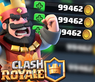 Clash Royale v1.8.6 Apk Mod Unlimited Coins and Gems For Android Versi Terbaru