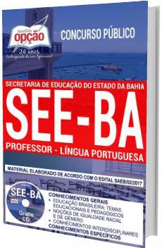 Apostila Concurso SEE-BA 2018