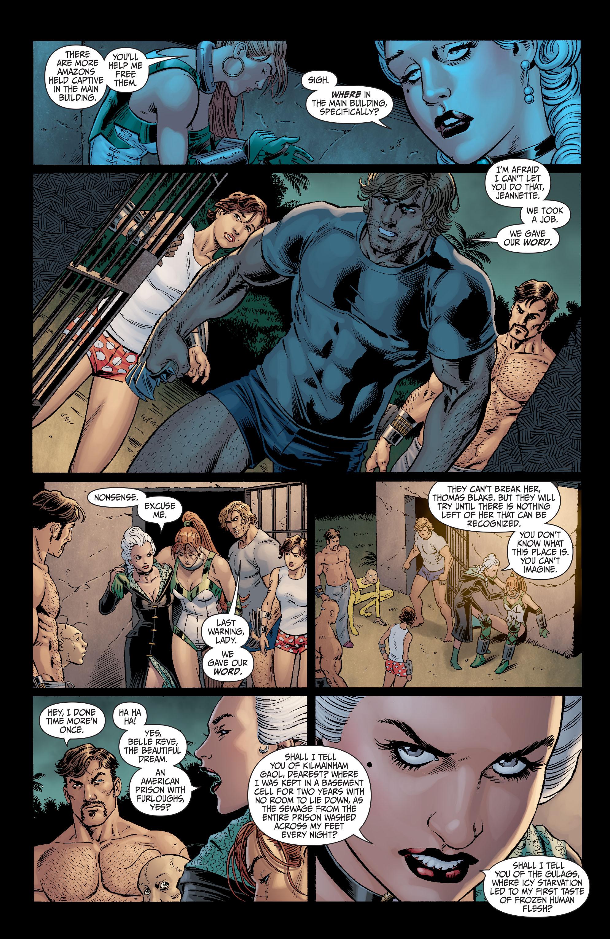 Read online Secret Six (2008) comic -  Issue #11 - 19