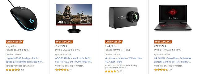 Ofertas Amazon 12 de junio de 2018
