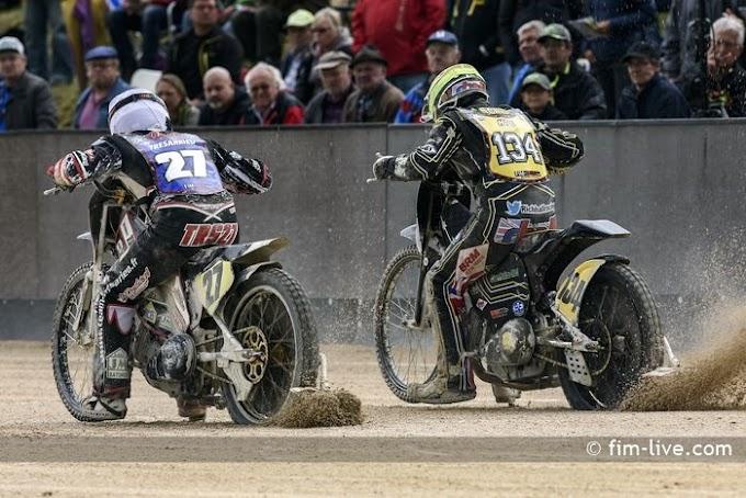 Long Track Grand Prix:Dimitri Berge aratta le a babért