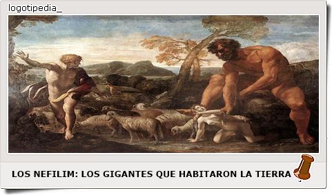 LOS NEFILIM: LOS GIGANTES QUE HABITARON LA TIERRA