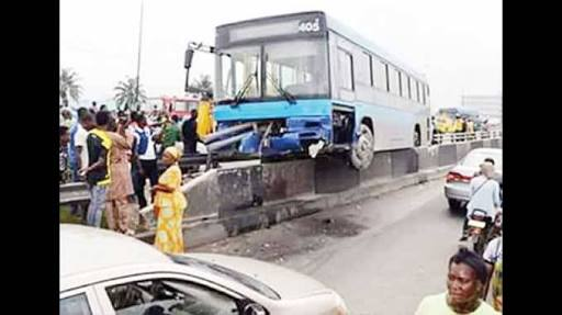 Pregnant Lady Killed By BRT In Lagos Days To Her Wedding