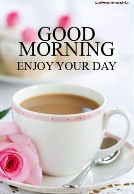 good morning Indian coffee images