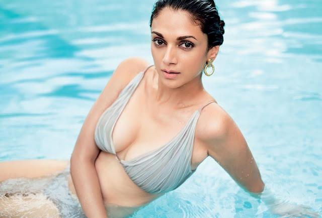 Aditi Rao Hydari bikini wears