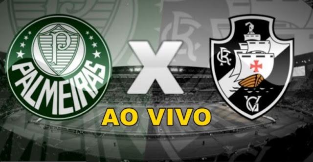 Assistir Vasco x Palmeiras Ao Vivo