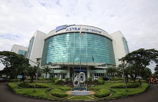 ASTRA MEMBANGUN INDONESIA MENJADI LEBIH BAIK