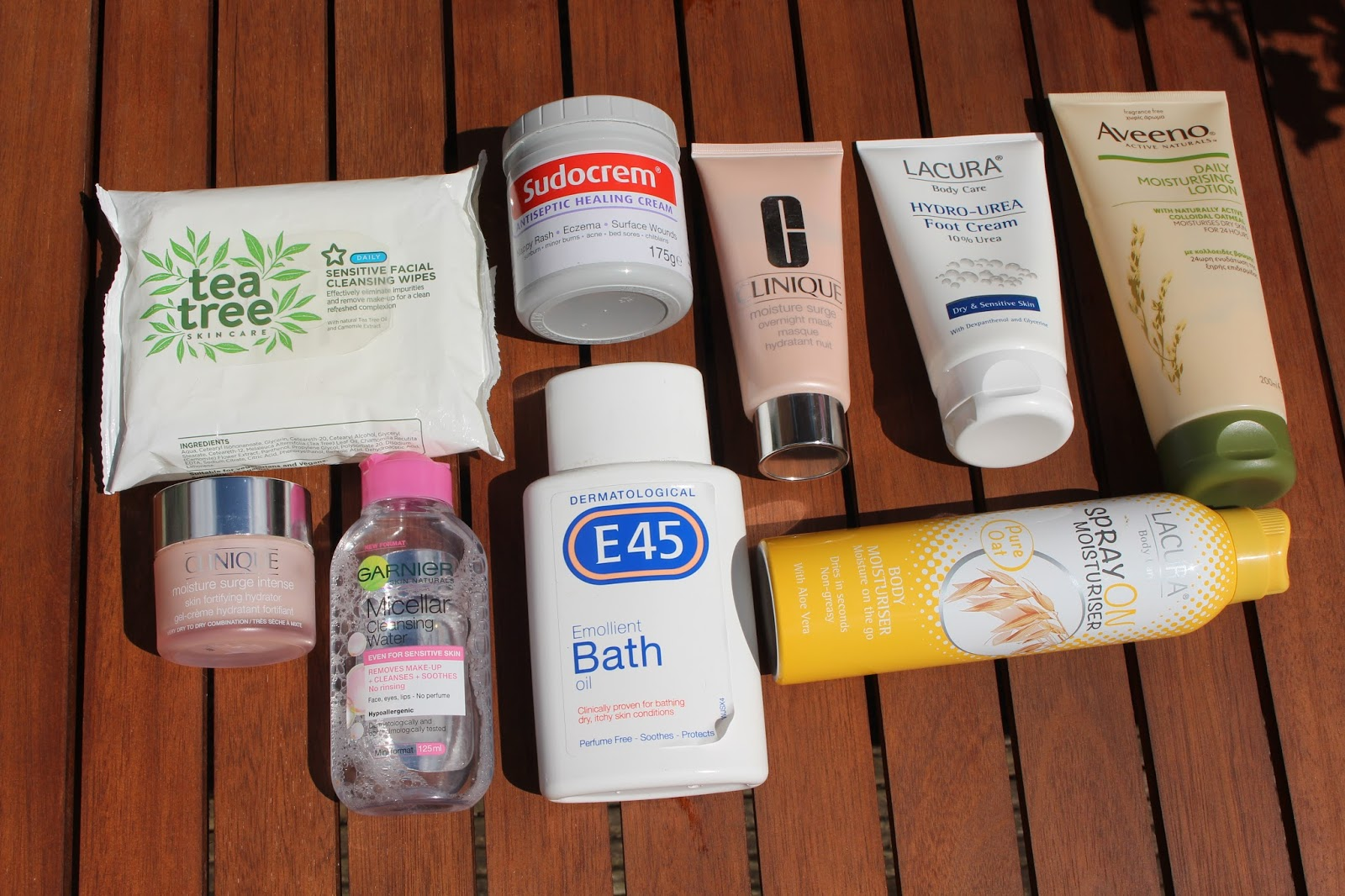 My Favourite Skin Care Products!