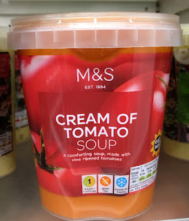 M&S Cream of Tomato Soup