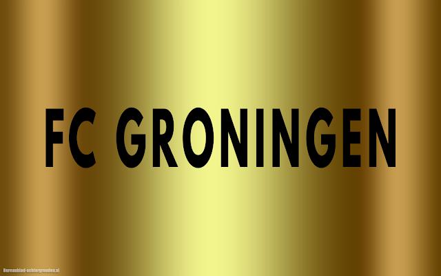 Gouden FC Groningen wallpaper