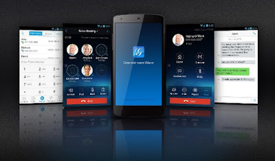Cep'ten ücretsiz VoIP tabanlı telefon görüşmesi ve kurumiçi anlık mesajlaşma imkanı