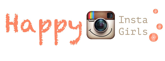 Logo Happy Insta Girls