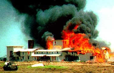 an introduction to waco texas suicide English/nat five years ago this sunday, eighty people died when members of the branch davidian cult set fire to their complex in waco, texas the fire.