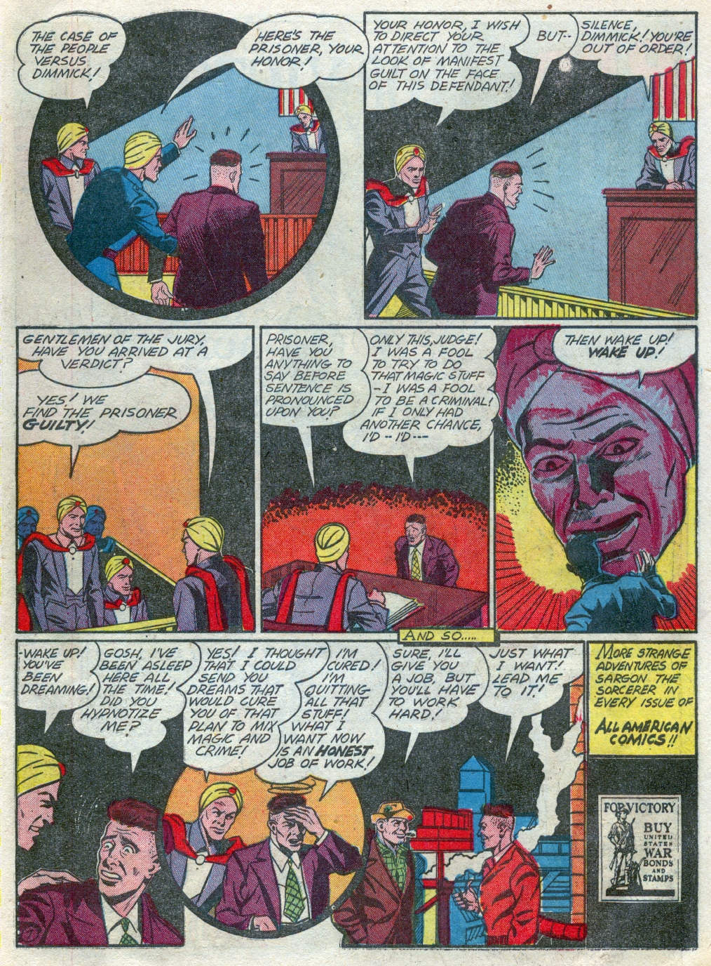 Read online All-American Comics (1939) comic -  Issue #45 - 60