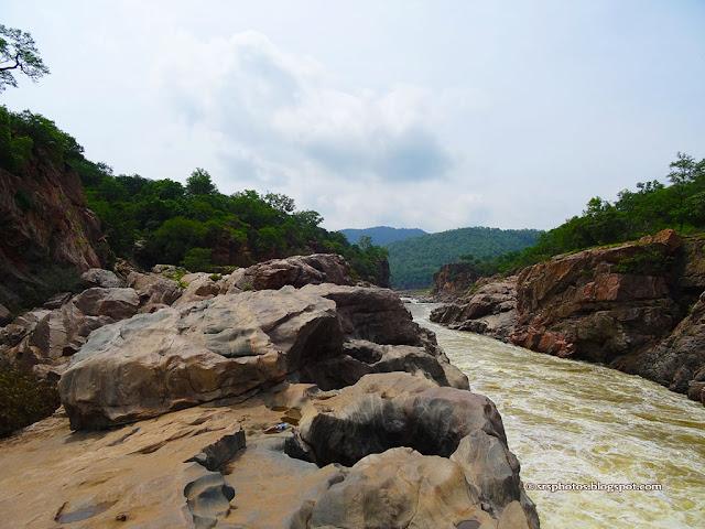 River Side View, Mekedatu, Sangama, Kanakapura, Bengaluru