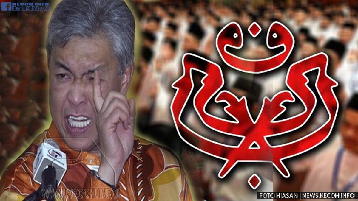 Rakaman Dipercayai Suara Zamid Hamidi Maki Pemuda UMNO Kaw-Kaw Kerana Tidak Pertahankan Najib Bila Diserang Tersebar Dan Menjadi Tular