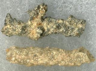 Fulgurito o mineral formado pelos raios