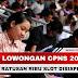 Lowongan CPNS 2018 - Pengumuman Lengkap & Pendaftaran