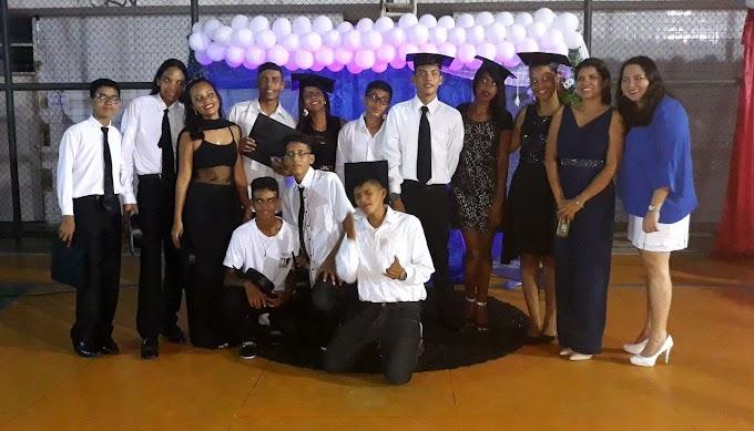 Gente que faz: Festa de Formatura na Escola Paraense...