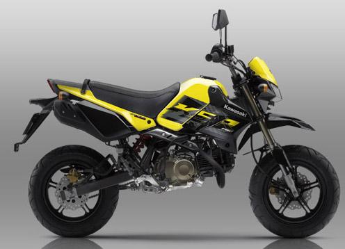 Spesifikasi dan Harga Motor New Kawasaki KSR Pro Terbaru