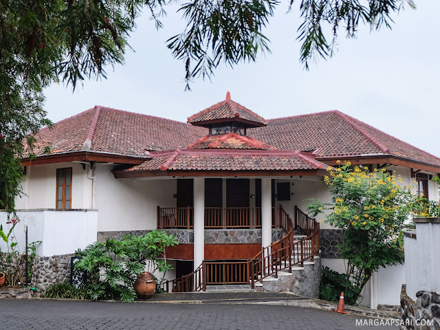 Novus Giri Puncak Resort & Spa Review