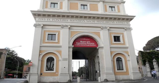 Museus com entrada gratuita em Roma - Museo della Repubblica Romana e della Memoria Garibaldina