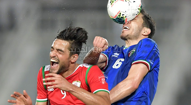 الكويت vs عمان