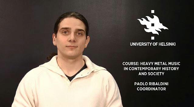 heavy metal en la universidad