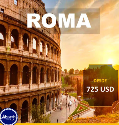 imagen Vuelo para Roma desde 725 USD