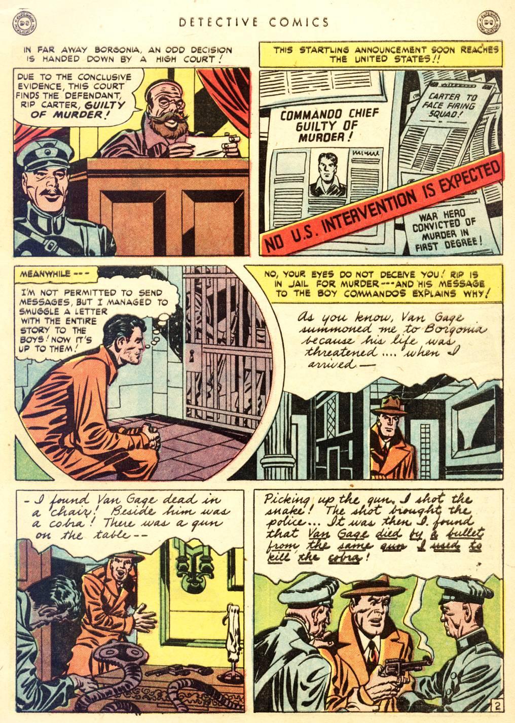 Read online Detective Comics (1937) comic -  Issue #128 - 39